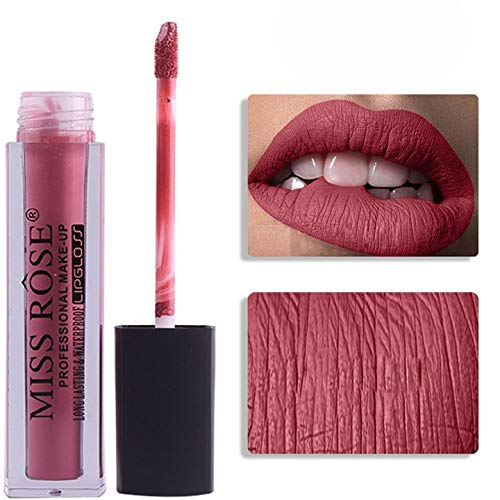 Miss Rose Lip Gloss, Pink, 10 g