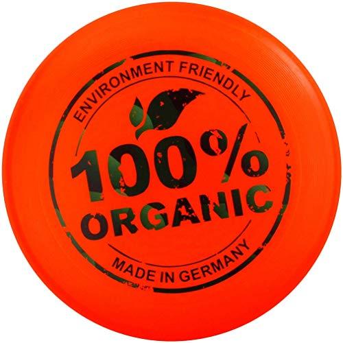 Eurodisc Ultimate - Disco de frisbee orgánico, 175 g, color naranja