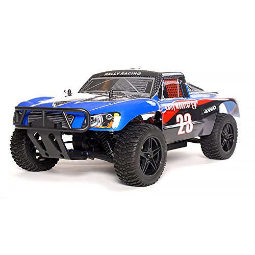 Exceed RC Rally Truck Radio Car 1/10 2.4Ghz Electric Short Course...