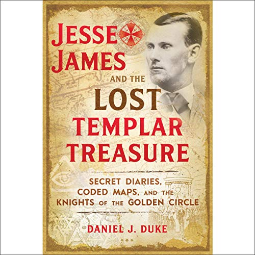 Jesse James and the Lost Templar Treasure cover art