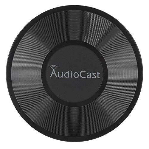 NLRHH WiFi Muisc Receptor, Adaptador inalámbrico Receptor Musical inalámbrico WiFi Music Streamer de Audio for Altavoces Peng