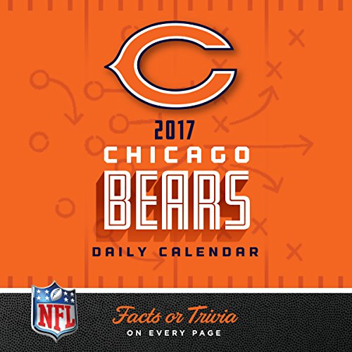 Turner Licensing Sport 2017 Chicago Bears Box Calendar (17998051433)