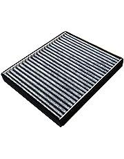 LSEX-F 製 エアコンフィルター ACフィルター エアフィルター エアクリーンフィルター 脱臭/抗菌/防カビ対応 アルト(セダン・バン・ハッスル) キャリィ/エブリィ ジムニー ツイン アルトラパン HE21S ワゴンR/ワイド・プラス・ソリオ KEI/ SWIFT MRワゴン 95860-81A10 など