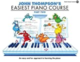 Easiest Piano Course 2: Part Two (acceso de audio en línea incluido) [Inglés]: Part Two (Book And Audio)