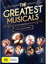 The Greatest Musicals: 8 Film Collection (Greatest Showman/Sound of Music/Carousel/King and I/South Pacific/West Side Story/Oklahoma/State Fair