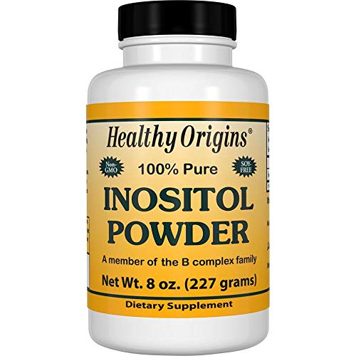 Healthy Origins, Inositol Powder, 8 oz (227g)