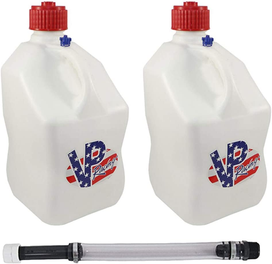 VP 55% OFF Racing Fuels Our shop OFFers the best service 5-Gallon Square Container Utility Pat Motorsport