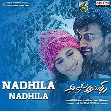 """Nadhila Nadhila (From """"Alludu Adhurs"""")"""