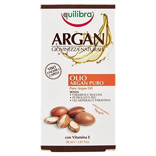 Equilibra Argan Olio Puro, 30 ml