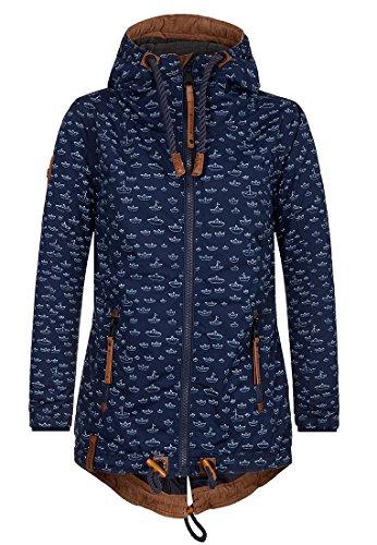 Naketano Damen Jacke Reitsport Forever Jacket