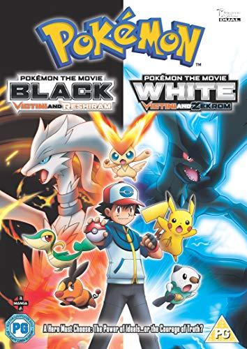 Pokemon Movie 14: Black & White - Victini & Zekrom / Victini & Reshiram [Edizione: Regno Unito]