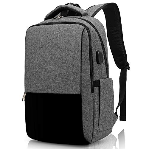 Besttravel Laptop Backpack, Business Travel Backpack with USB Charging...