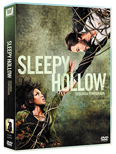 Sleepy Hollow Temporada 2 [DVD]