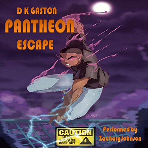 Pantheon: Escape audiobook cover art