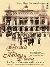 French & Italian Opera Arias for Mezzo-Soprano and Orchestra: Music Minus One Mezzo-Soprano