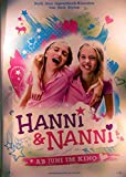 Hanni + Nanni - Teaser Filmplakat A1 84x60cm gerollt