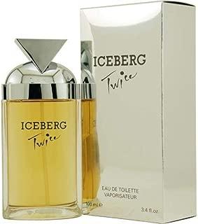 ICEBERG TWICE by Iceberg EDT SPRAY 3.4 OZ