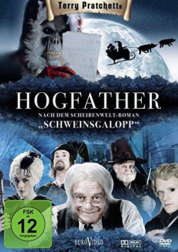 """Hogfather: Nach dem Scheibenwelt-Roman """"Schweinsgalopp"""" von Terry Pratchett [DVD]"""