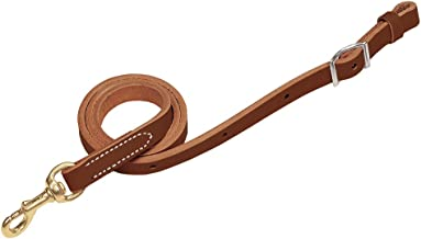 leather tie down
