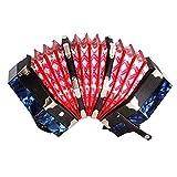 ammoon Fisarmonica Concertina 20-Button 40-Reed Stile Anglo con Borsa da Trasporto Blu Profondo