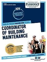 Coordinator of Building Maintenance
