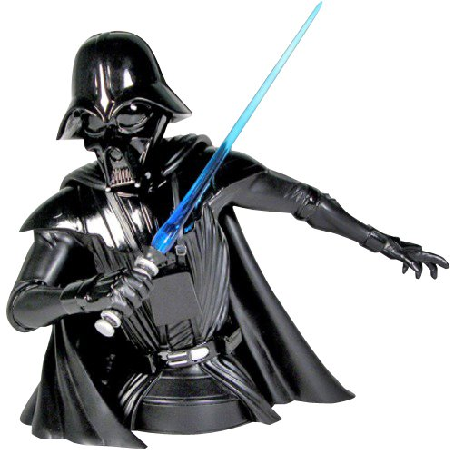 Gentle Giant Star Wars Darth Vader Mini Bust McQuarrie Concept Exclusive image