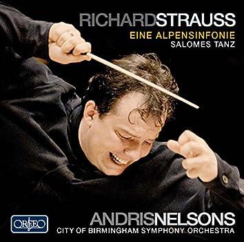 R. Strauss: Eine Alpensinfonie (An Alpine Symphony), Op. 64, TrV 233