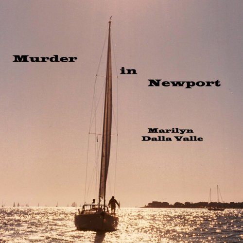 Murder in Newport audiobook cover art