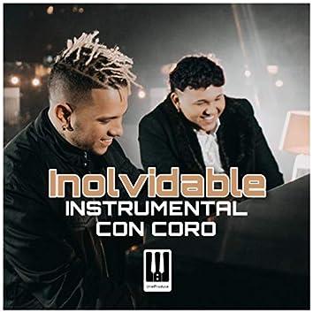 Inolvidable (Instrumental con coro)