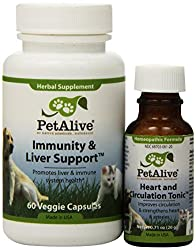 immunity, heart and circulation support for dogs