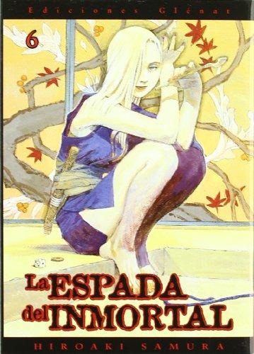 La espada del inmortal 6 (Seinen Manga)