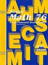 Amazon.com: saxon math answer key