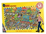 Paul Lamond Games Where's Wally 1,000 piece puzzle - Wild West