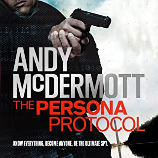 The Persona Protocol                   By:                                                                                                                                 Andy McDermott                               Narrated by:                                                                                                                                 Tim Flavin                      Length: 16 hrs and 35 mins     87 ratings     Overall 4.1