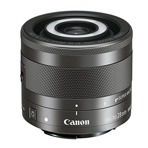 Canon EF - M 28MM F / 3.5マクロis STMレンズ