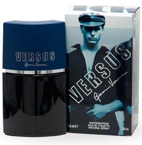 Versace Versus Uomo Eau De Toilette Natural Spray - 100ml/3.3oz