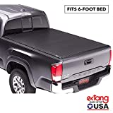 Extang Revolution Soft Roll-up Truck Bed Tonneau Cover | 54835 | Fits 2016-20 Toyota Tacoma 6' Bed
