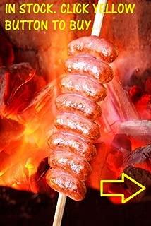 Picanha and Linguica Combo - USDA Choice Picanha Rump Cover of Rump Cap Roast and Pork Sausage