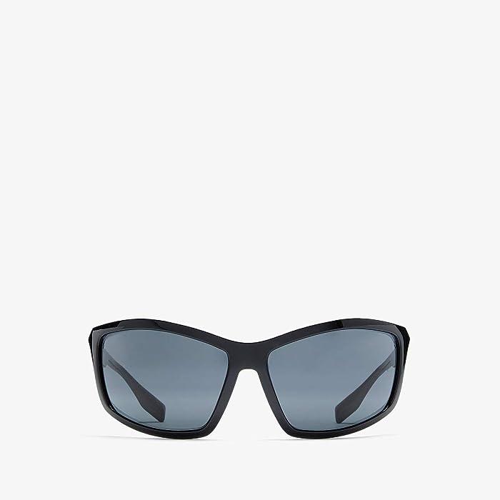 Burberry  0BE4297 (Black/Grey) Fashion Sunglasses
