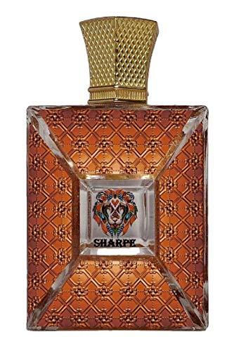SHARPE. By Royal Creed. France. Eau De Parfum Spay for Men/Women. 100ml (3.4 oz). Wt 680gm. Box Size 17 x 11.5 x 6 cm