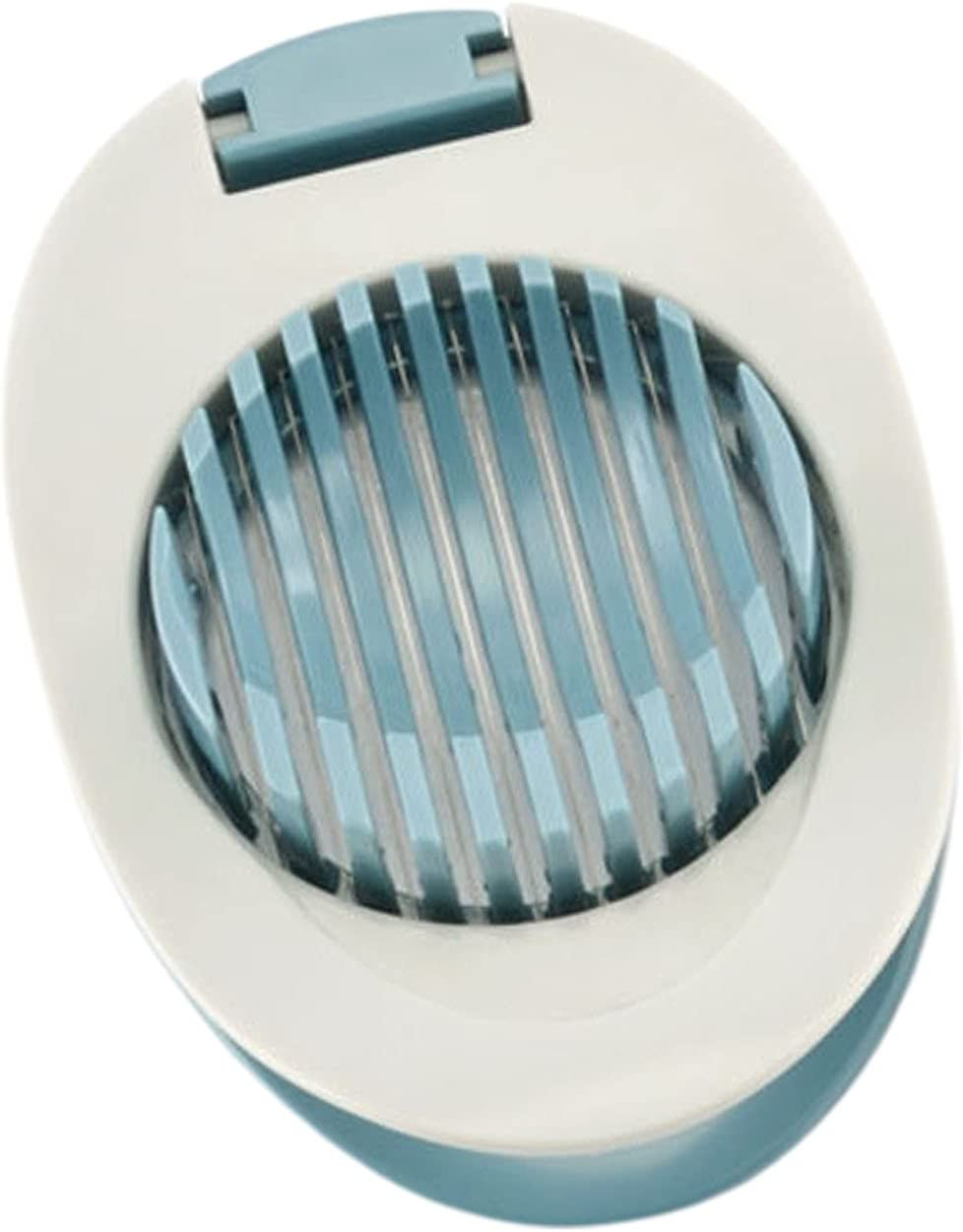 Dolity Stainless Max 49% OFF Steel Egg W Slicer Courier shipping free with Cutting