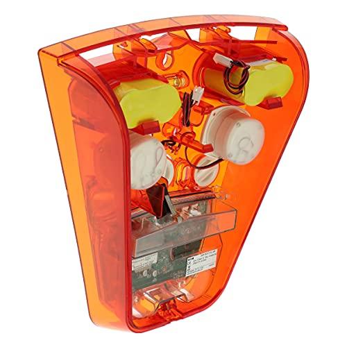 Eaton Scantronic Sonda Externa Cable Lente Naranja Sin Cubierta   SDR-WEXT-G2-OR-NC
