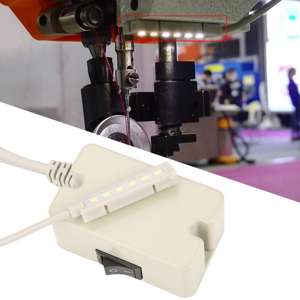 Zyyini Lámpara LED para máquina de Coser, 0.5W Ahorro de energía 6 ...
