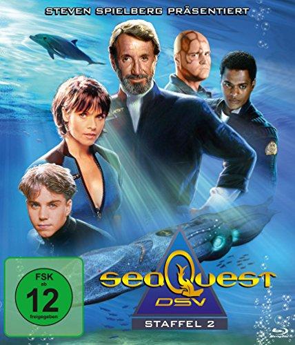 SeaQuest DSV - Die komplette 2. Staffel [Alemania] [Blu-ray]