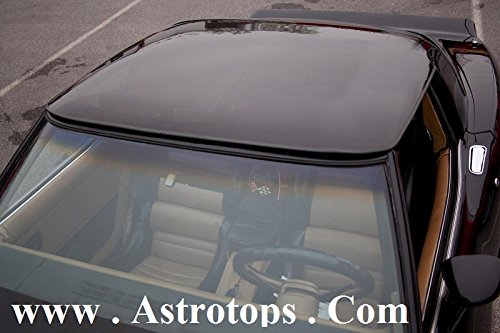 Astro 1 Corvette Roof Panel - Smoke Gray