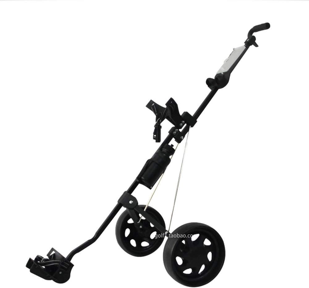 Year-end annual account Max 69% OFF RRH Golf Push Cart Charter Multi Foldable Trolley Two-Wheel