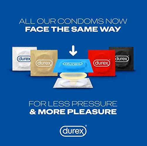 Durex Thin Feel Bulk Condoms, Pack of 30 (Packaging May Vary)