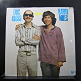 Eric Kloss / Barry Miles - Together - Lp Vinyl Record