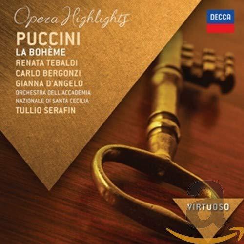 Puccini: La Bohème (Selección)