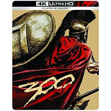 300 [4K Ultra HD + Blu-Ray-Édition boîtier SteelBook]